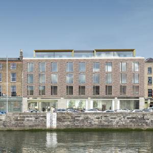 Ormond Quay Hotel, Dublin