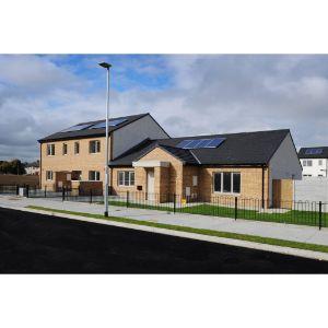 Social Housing: Cherry Orchard, Woodbank Drive & Rathvilly Park, Dublin