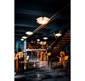 Restaurant at 20 Dawson Street, Dublin