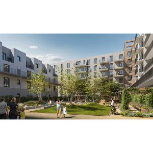 The Crossings, Adamstown District Centre – Phase 1, Dublin